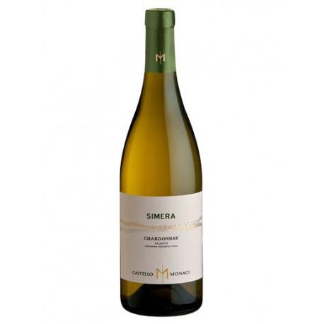 CASTELLO MONACI Simera Chardonnay Salento 0,75 L