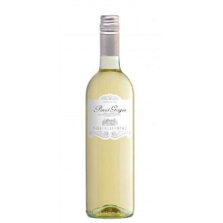 VILLA BELVEDERE Pinot Grigio delle Venezie DOC 0,75 L